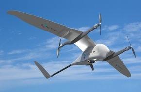 Aerolution GmbH: SONGBIRD 500 von Aerolution kurz vor dem Serienstart - die Hybrid-Drohne für den professionellen Einsatz - BILD
