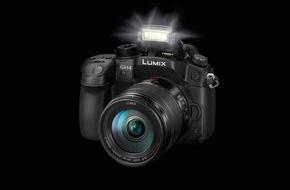 Panasonic Deutschland: LUMIX GH4R: Der 4K-Foto und -Videohybride kann jetzt noch mehr / Mit V-Log L Kompatibilität ebnet das Update der LUMIX GH4 die Grenzen zwischen Fotografie und Videografie weiter ein