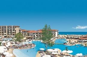 alltours flugreisen gmbh: Bulgarien startet mit Preisoffensive in den Sommer 2015 / Vier Personen, vier Sterne, Familienurlaub unter 1.600 Euro in der Hauptsaison
