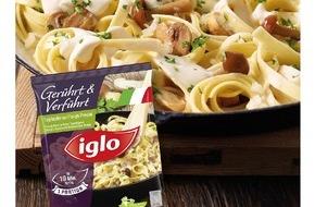iglo Deutschland: Trend: Deutsche Verbraucher lieben Single-Portionen (FOTO)