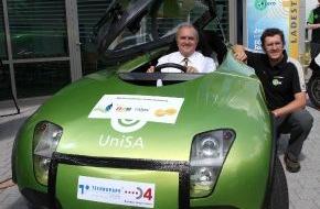 SCHOTT AG: SCHOTT Solar und Zero Race machen (elektro-) mobil (mit Bild)