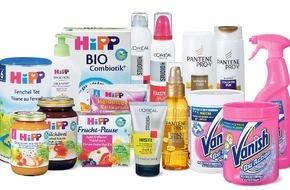 Migros-Genossenschafts-Bund: Migros: Preissenkung bei verschiedenen Markenprodukten