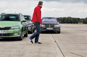 AUTO BILD: AUTO BILD-Test: Einparken, Stau erkennen, Spur halten: Welche Assistenten brauchen Autofahrer wirklich?
