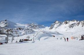 Tirol Werbung: Ein halber Meter Neuschnee in Tirol � Schneebericht vom Pitztaler Gletscher - ANHÄNGE