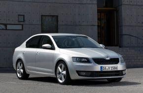 Skoda Auto Deutschland GmbH: SKODA Octavia erhält zum dritten Mal den Titel 'Auto der Vernunft'