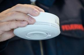 Feuerwehr Gelsenkirchen: FW-GE: Rauchmelder verhindert Schlimmeres