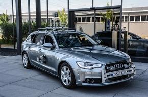 BFFT Gesellschaft für Fahrzeugtechnik mbH: Prüfstand auf vier Rädern: BFFT baut zwei Audi A6 für TU Braunschweig um