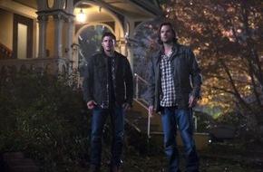 """Sky Deutschland: Die Dämonenjäger schicken das Böse erneut in die Hölle: die zehnte Staffel von """"Supernatural"""" exklusiv auf Sky"""