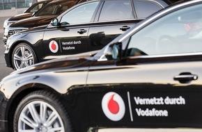 Vodafone GmbH: Daten statt Diesel - Mobilfunknetze treiben die digitale Mobilität