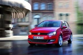 VW / AMAG Automobil- und Motoren AG: Der neue VW Polo: Weltpremiere auf dem Genfer Automobil-Salon 2009