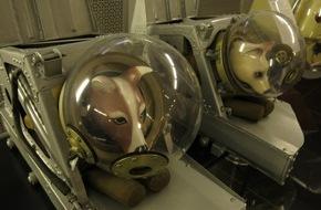 """ZDFinfo: Sputnik, Gagarin und der Wettlauf im Weltraum: ZDFinfo mit Doku-Doppel """"Kosmonauten - Helden im All"""" im Raumfahrt-Themenabend"""