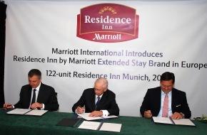 SV Group: Die SV Group expandiert: Erstes Residence Inn in Europa und weiteres Courtyard by Marriott in München geplant