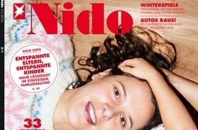 """Gruner+Jahr, Nido: NIDO-Interview mit Miranda July: """"Ich war noch nie so geduldig mit jemandem wie mit meinem Sohn Hopper."""""""