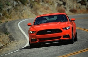 Ford-Werke GmbH: Neuer Ford Mustang startet in Deutschland ab 35.000 Euro (FOTO)