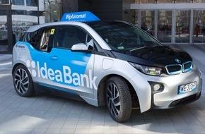 BMW Group: Emissionsfreier Geldtransport mit dem BMW i3 / Der rein elektrisch angetriebene BMW i3 bewährt sich außerdem als Dienstfahrzeug für Polizei, Rettungsdienste, Notärzte und Feuerwehren