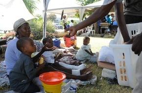"""nph deutschland e.V.: """"Mich schmerzt das weltweite Leid der Armen"""" / Humanitäre Hilfe erreichte 2014 einen neuen Höhepunkt"""