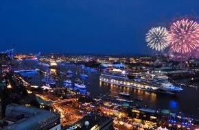 Hamburg Cruise Days: Zweiter Tag der Hamburg Cruise Days 2014: Sonnenschein, Begeisterung, Besucherrekord