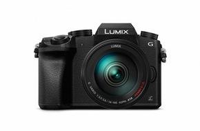 Panasonic Deutschland: LUMIX G70: 4K-Foto- und -Video-Multitalent / Mit zahlreichen Verbesserungen überzeugt die G70 als Allrounder und erweitert die Welt der Fotografie durch neue 4K-Fotofunktionen