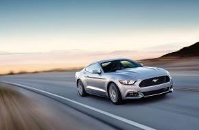 Ford-Werke GmbH: Neuer Focus, Mustang und Edge Concept führen Premieren-Reigen von Ford in Genf an (FOTO)