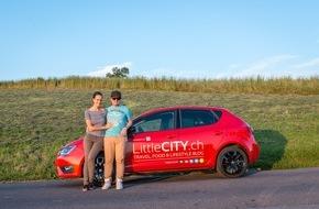 SEAT / AMAG Automobil- und Motoren AG: Zusammenarbeit mit dem beliebten Blog / LittleCITY.ch künftig mit SEAT auf Reisen