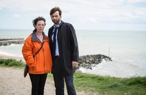 13TH STREET: 13th Street präsentiert Broadchurch Staffel 2 ab 30. November als deutsche TV-Premiere