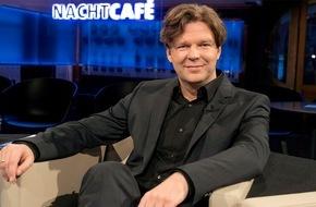 """SWR - Südwestrundfunk: """"Nachtcafé"""": Markenzeichen: Unverkennbar! Gäste: u. a. Heino und Dolly Buster, am 12. Februar, 22 Uhr, im """"Nachtcafé"""" im SWR Fernsehen"""