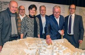 SWR - Südwestrundfunk: Wettbewerb zum SWR Medienzentrum ist abgeschlossen