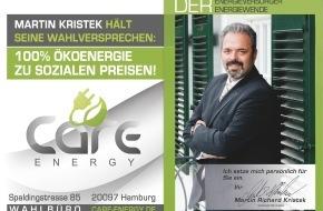 mk-group Holding GmbH: Care-Energy - falscher Feind im Krieg der Energiebranche
