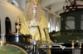 Deutsche Bahn AG: 179 Jahre Adler: Vorweihnachtliche Geburtstagsfeier im DB Museum in Nürnberg
