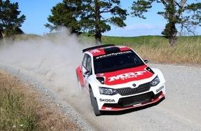 Skoda Auto Deutschland GmbH: APRC: SKODA auch in Neuseeland nicht zu schlagen (FOTO)