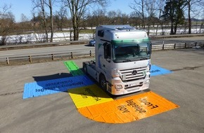 Berufsgenosschenschaft Verkehrswirtschaft Post-Logistik Telekommunikation: Einstellung für die Sicherheit