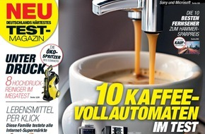 """Axel Springer SE: Neu am Kiosk: TESTBILD mit """"knallharten Tests und präzisen Kaufempfehlungen"""""""