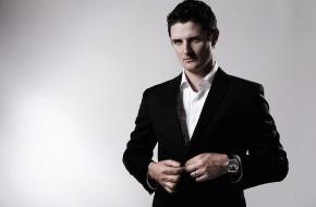 Maurice Lacroix S.A.: Maurice Lacroix: Britischer Golfstar Justin Rose ist neuer Markenbotschafter