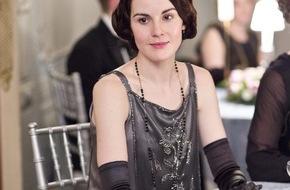 """Sky Deutschland: Liebe, Intrigen und Geheimnisse in der britischen Aristokratie: die fünfte Staffel """"Downton Abbey"""" ab 1. April auf Sky"""