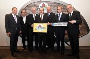 Bundesvereinigung der Erzeugerorganisationen Obst und Gemüse e.V. BVEO: Fruit Logistica: BVEO kündigt Sommertour 2015 an
