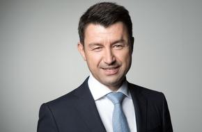 Franke Group: Franke Gruppe ernennt Thomas Meier zum neuen Leiter von Franke Coffee Systems (FOTO)