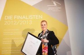Deutsche Post DHL: Deutsche Post DHL erhält Innovationspreis der Deutschen Wirtschaft für seinen Generationenvertrag