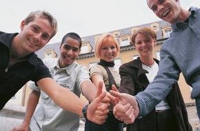 SWR - Südwestrundfunk: DASDING Spezial: Schule fertig und dann?