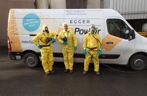 Egger PowAir Cleaning GmbH: Gesetzesänderungen mit 01.01.2016