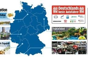"""AUTO BILD: """"Deutschlands beste Autofahrer"""" gehen in Soltau an den Start"""