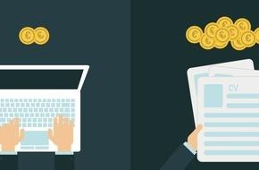softgarden: Recruiting mit Liste und Mailprogramm: ineffizient und teuer / Händische Verfahren in der Personalgewinnung kosten Geld und sind mit Imagerisiken verbunden