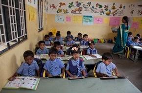 Migros-Genossenschafts-Bund: Migros KIDS School in Südindien wird unabhängig