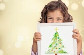 """Hyundai Motor Deutschland GmbH: """"Kinder malen für Kinder"""": Weihnachtsaktion von Hyundai und Caritas"""