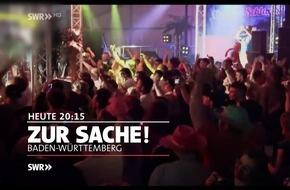 """(Aktualisierung: """"Zur Sache Baden-Württemberg"""" / Donnerstag, 20. Oktober 2016, 20.15 bis 21 Uhr, SWR Fernsehen in Baden-Württemberg, 19.10.2016 um 15:44)"""