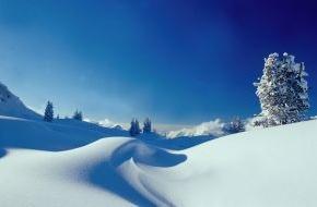 Alpenregion Bludenz Tourismus GmbH: Alpenstadt Bludenz: Berge.hören im Schnee