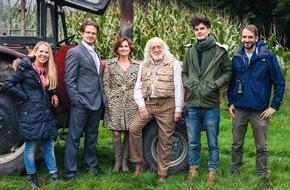 """NDR / Das Erste: Dieter Hallervorden spielt Hauptrolle in """"Nordlichter""""-Komödie"""
