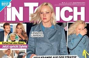 """Bauer Media Group, InTouch: Heidi Klum (42) in InTouch: """"Unsere Mädchen sind ein bisschen verweichlicht"""""""