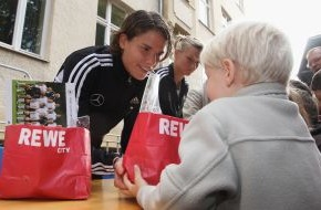Rewe Group: Neugier der Kinder mit Tipps und Snacks belohnt (mit Bild)