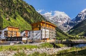 OBERHAUSER CONSULTING GmbH: Hotel Vier Jahreszeiten in Mandarfen/Pitztal eröffnet eine neue Genusswelt