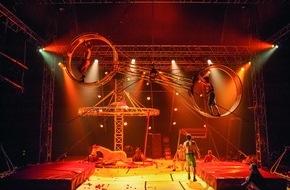 Autostadt GmbH: Neues Sommerfestival der Autostadt in Wolfsburg: Sechs Wochen Freude, fantasievolle Shows und atemberaubende Akrobatik des Cirque Nouveau